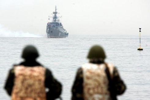 Rusia Duduki Sebuah Basis Rudal Ukraina