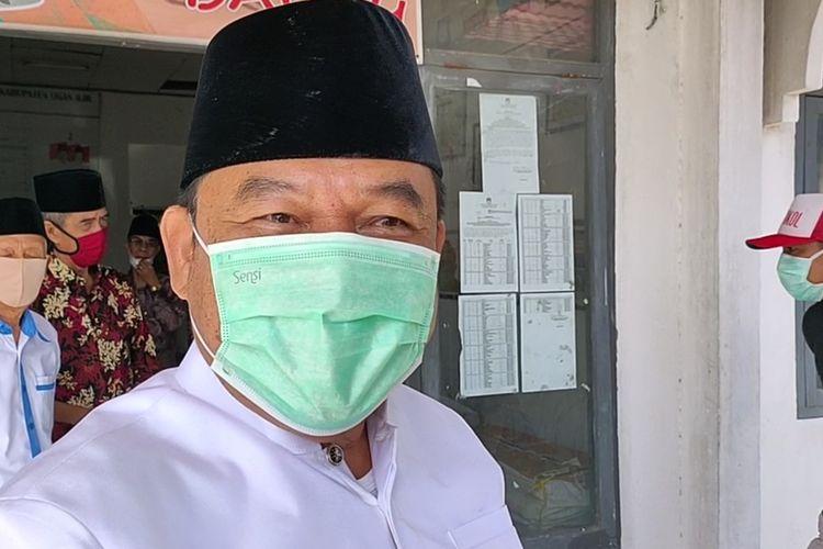 Aksi Bupati Ogan Ilir HM Ilyas Panji Alam memecat ratusan tenaga kesehatan di wilayahnya saat Covid-19 merebak menjadi salah satu peristiwa paling disorot di Sumsel sepanjang 2020.