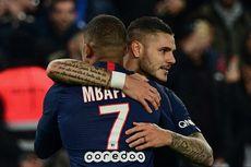 PSG Vs Marseille, Lagi-lagi Mauro Icardi dan Kylian Mbappe