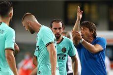 Hellas Verona Vs Inter, Conte Kesal Timnya Masih Saja Bodoh