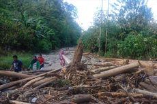 Banjir Bandang Terjang Sigi, Kayu Tebangan Hutan Lindung Terbawa Arus