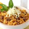 Resep Nasi Goreng Krengsengan, Masak Pakai Daging BBQ Sisa