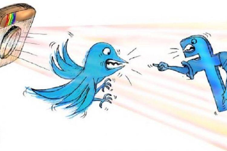 Ilustrasi Demokrasi Digital
