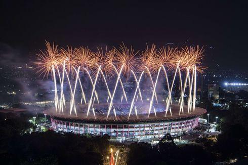 Hari Ini dalam Sejarah: Tepat Setahun Momen Pembukaan Asian Games 2018
