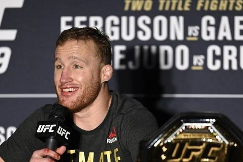 UFC 249 - Gaethje Tolak Sabuk Juara Interim, Ingin Duel Lawan Khabib