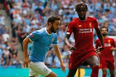 Prediksi Liverpool Vs Man City, The Reds di Atas Angin