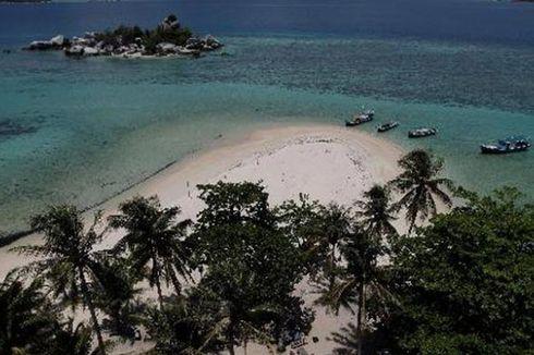 Wisatawan ke Belitung Lebih Memilih Pantai