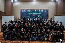 Komunitas Pencinta Kawasaki Ninja ZX-25R Tunjukkan Eksistensi