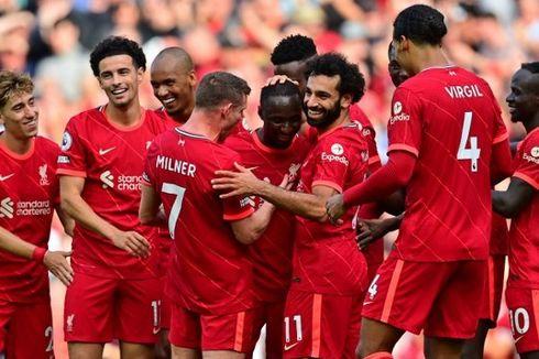 Link Live Streaming Brentford Vs Liverpool, Kickoff 23.30 WIB