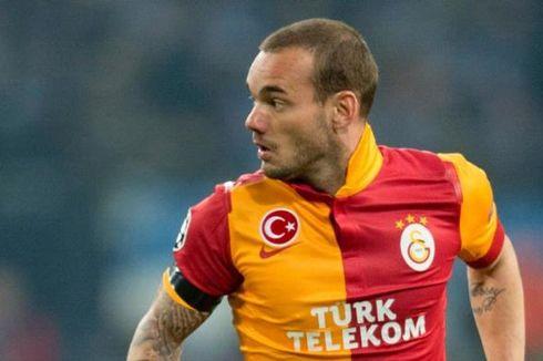 Sneijder: Inter Milan Berusaha Menghancurkan Saya