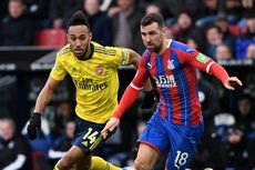 Crystal Palace Vs Arsenal, Aubameyang Kartu Merah, The Gunners Gagal Menang