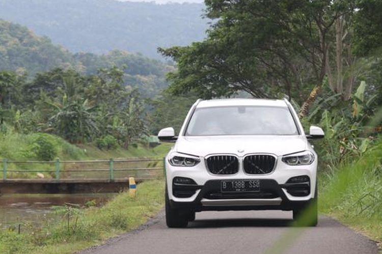 New BMW X3 sDrive20i