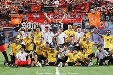 Terhenti di Liga Champions Asia, Ini Jadwal Persija di Piala AFC