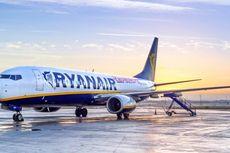 Boeing Milik Ryanair dan Jet2 Nyaris Tabrakan di Spanyol
