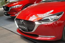 Ini Dia Versi Terbaru Mazda2 dan CX-5