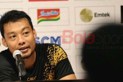Berita Liga 1, Hamka Hamzah Resmi ke Persita Tangerang