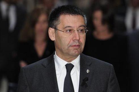 Bartomeu Mundur dari Kursi Presiden Barcelona, Dewan Interim Ambil Alih