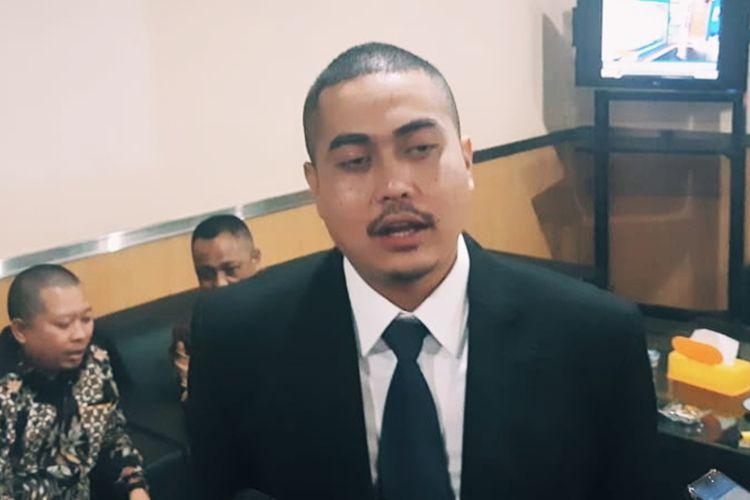 Anggota Fraksi Nasdem DPRD DKI Jakarta Wibi Andrino di Gedung DPRD DKI, Jakarta Pusat, Senin (26/8/2019)