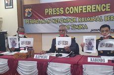 Satu Pimpinan KKB di Timika Tewas Ditembak Aparat Gabungan