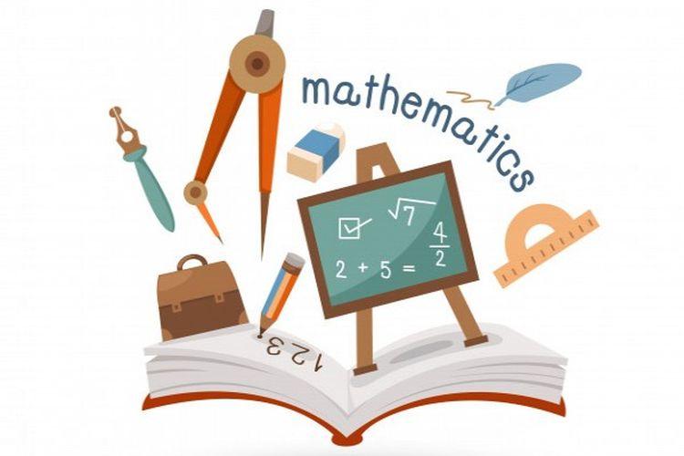 Ilustrasi ilmu matematika.