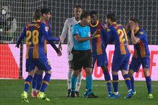 Barcelona Layak Dapat Penalti di El Clasico? Ini Kata Eks Wasit LaLiga