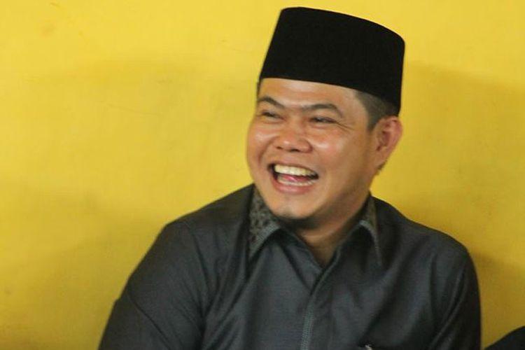 Anggota DPRD dari Fraksi PKB Jabar Oleh Soleh.