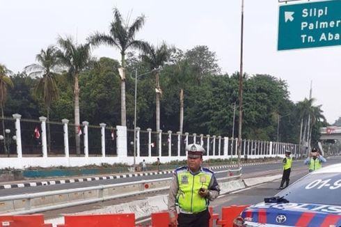 Jalan Sekitar Gedung DPR/MPR Ditutup, Sejumlah Rute Bus Transjakarta Dialihkan
