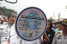 Pemudik Bisa Cek Kelayakan Bus Lebaran dengan Scan Barcode Stiker Bus