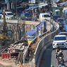 Ditargetkan Selesai Akhir 2020, Pembangunan Underpass Senen Sudah Mencapai 71 Persen