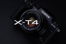 Fitur Video Fujifilm X-T4 Bidik Sinematografer dan Vlogger