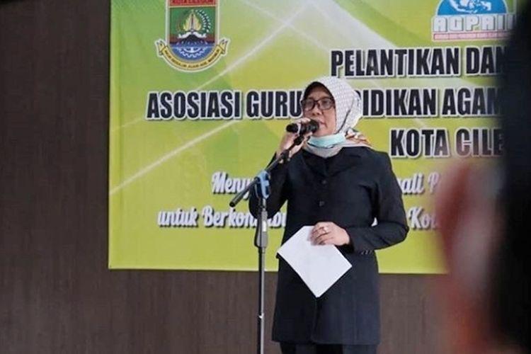 Wakil Wali Kota Cilegon Ratu Ati Marliati