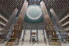 Mengenal Silaban Dome, Kubah Masjid Istiqlal yang Dibuat Sampai Konsultasi ke Jerman