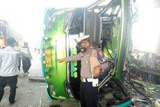 Detik-detik Tabrakan Beruntun di Tol Cipali yang Mengakibatkan 1 Orang Tewas