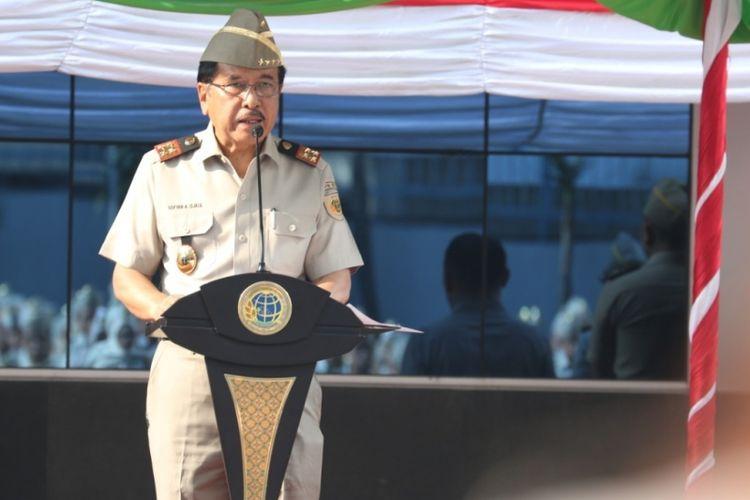 Menteri ATR/Kepala BPN Sofyan A Djalil