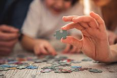 Bermain Puzzle Bantu Meredakan Stres hingga Melatih Fokus