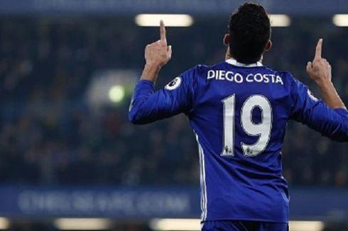Membedah Penampilan Ke-100 Costa bersama Chelsea