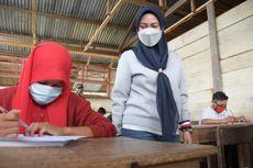 Tinjau Ujian Sekolah di Daerah Terpencil, Bupati Luwu Utara: Alhamdulilah Berjalan dengan Baik