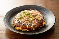 Resep Fluffy Okonomiyaki, Kreasi Makanan Jepang dari Menu KFC