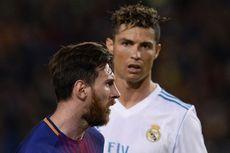 Best Starting XI Satu Dekade Terakhir, Messi-Ronaldo Jadi Rekan Setim