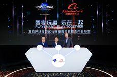 Tercanggih di Dunia, Universal Beijing Taman Wisata Serba Digital