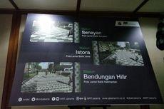 Penataan Trotoar Sudirman-Thamrin dari Zaman Ahok, Djarot, hingga Anies