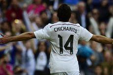 Ronaldo, Chicharito, dan Jese Menangkan Madrid atas Eibar