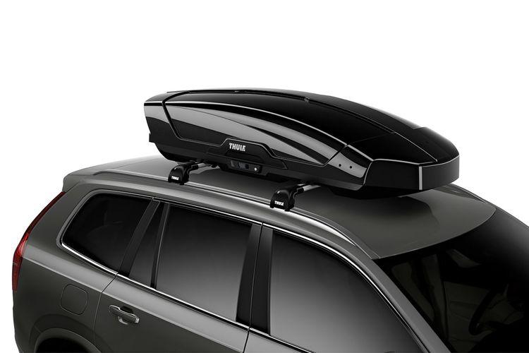 Roof box merek Thule mulai menjadi tren aksesori mobil modifikasi