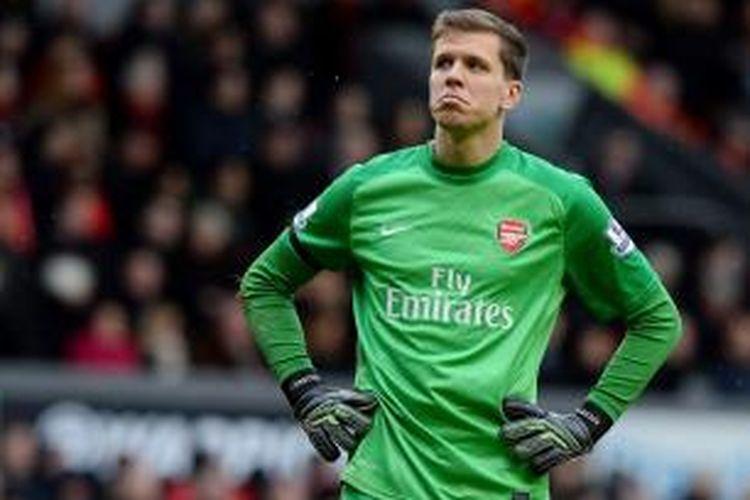 Kiper Arsenal, Wojciech Szczesny.