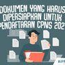 Resmi, Cek Syarat Daftar CPNS 2021 Terbaru di sscasn.bkn.go.id