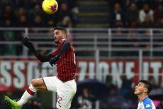Link Live Streaming Napoli Vs Milan di Liga Italia Malam Ini
