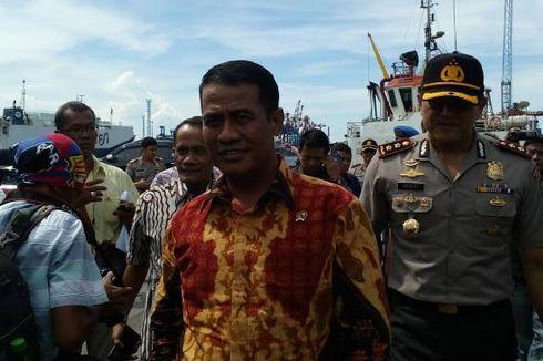 Mentan Inspeksi Temuan Pupuk Palsu di Pelabuhan Tanjung Priok