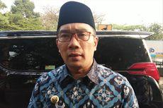 Ridwan Kamil Ikut Lari 5K Bandung West Java Marathon