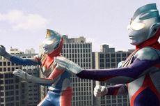 Serial Ultraman Tiga Dilarang Tayang di China karena