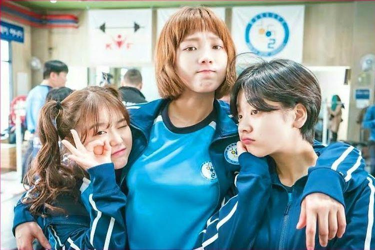 Drama Korea Weightlifting Fairy Kim Bok-joo.